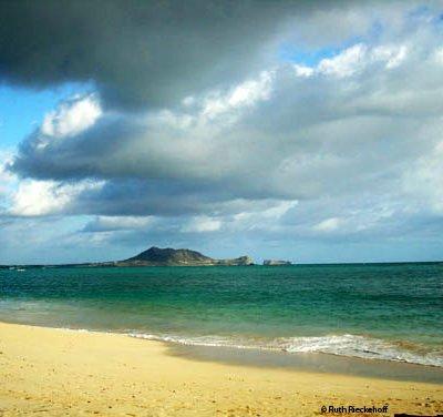 Papillon Photos: Lanikai, Kualoa and Laie Beaches, Oahu