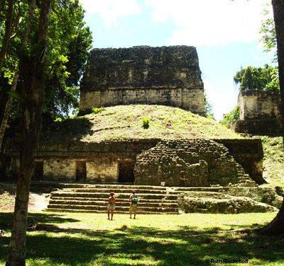 Papillon Photos: Tikal, Guatemala