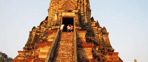 Thailand's Blue Tiger: Day 10 (Scene 3)