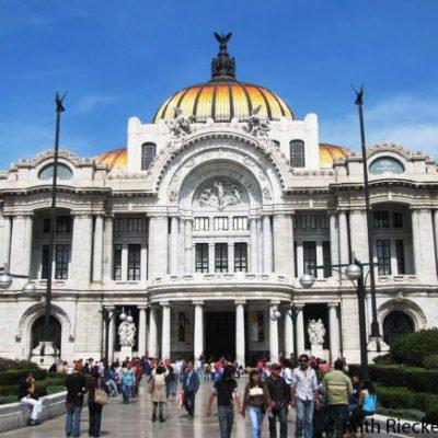 Mexico City's Historic Center