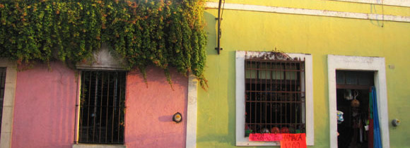 The Doors and Windows of Valladolid, Mexico