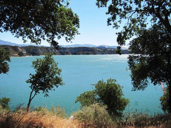 View of Cachuma Lake