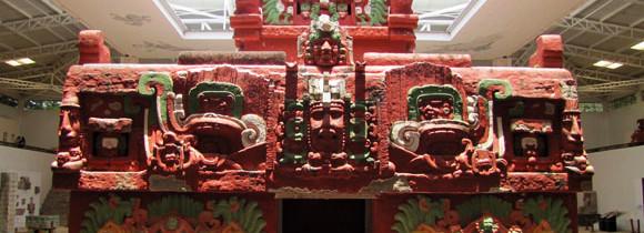 Mayan Sculpture Museum in Copan
