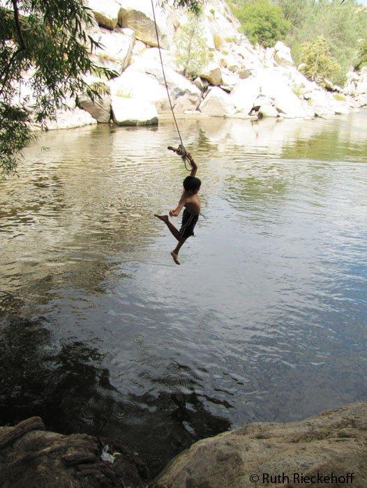 ... Kern River Campsite. In ...