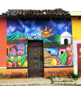 The town of Ataco