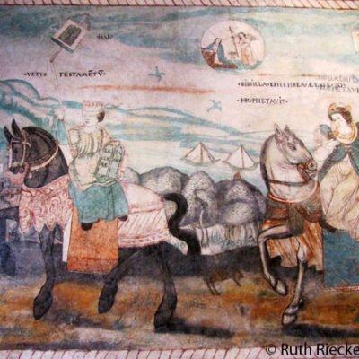 Casa del Dean: Small Museum, Old Murals
