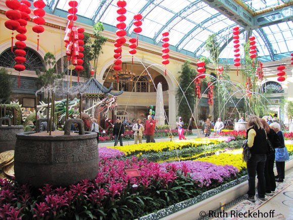 Conservatory, Bellagio, Las Vegas, Nevada