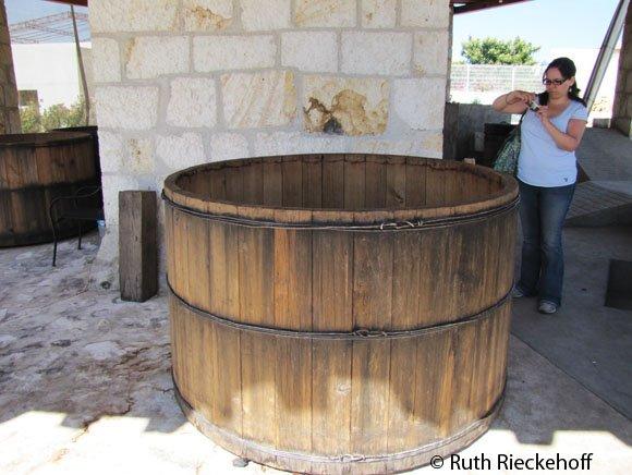 Fermentation Barrel
