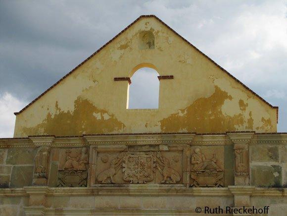 Cuilapam Convent, Cuilapam de Guerrero, Oaxaca, Mexico