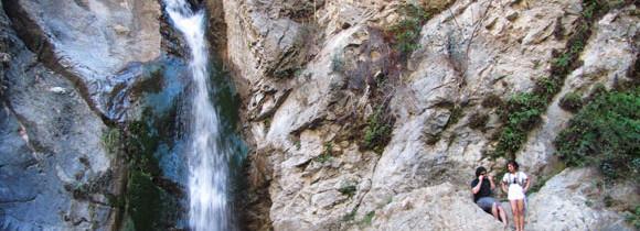 Eaton Canyon: Waterfall This Way