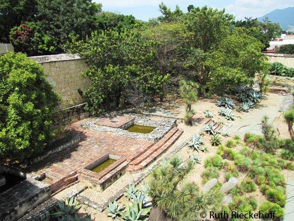 Ethnobotanical Garden, Santo Domingo Cultural Center, Oaxaca, Mexico