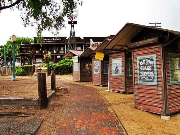 Old Town Temecula, California