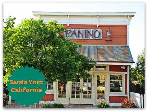 Santa Ynez Town, Santa Barbara, California