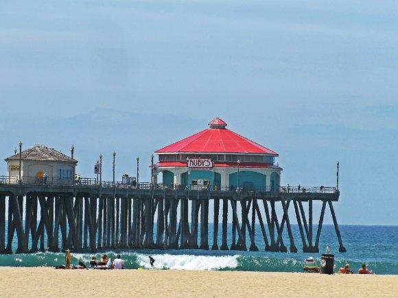 The Pier, Huntington Beach, California