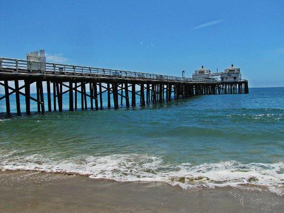 Malibu's Pier, Malibu, California