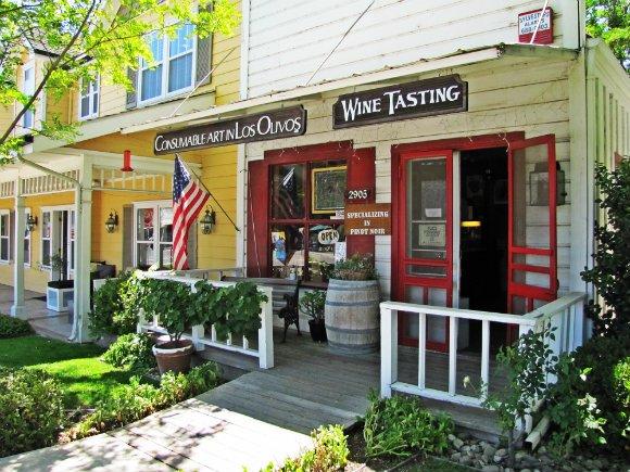 Best Los Olivos Tasting Rooms