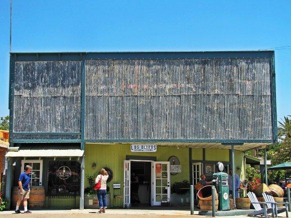 Los Olivos General Store, Los Olivos, California