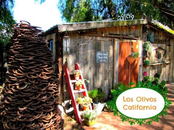 Los Olivos, Santa Barbara, California