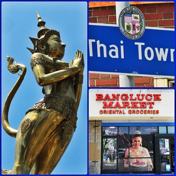 Thai Town, Los Angeles, California