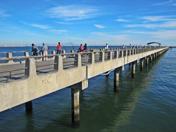 Cabrillo Beach Pier, San Pedro, California