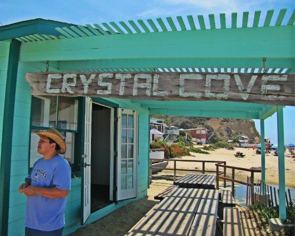 House Museum, Crystal Cove, Laguna Beach, California