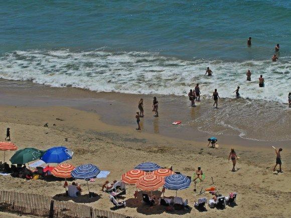 Beach, Historic District, Crystal Cove, Laguna Beach, California