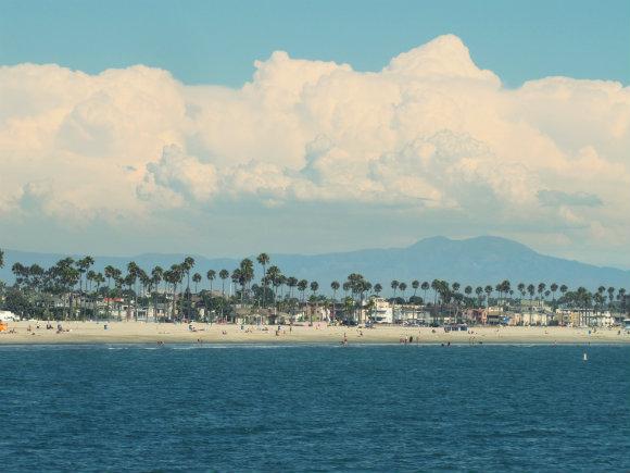 Long Beach Memorial Pier