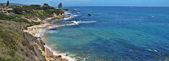 Sunny Little Corona del Mar