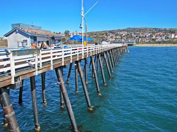 Pier, San Clemente, California