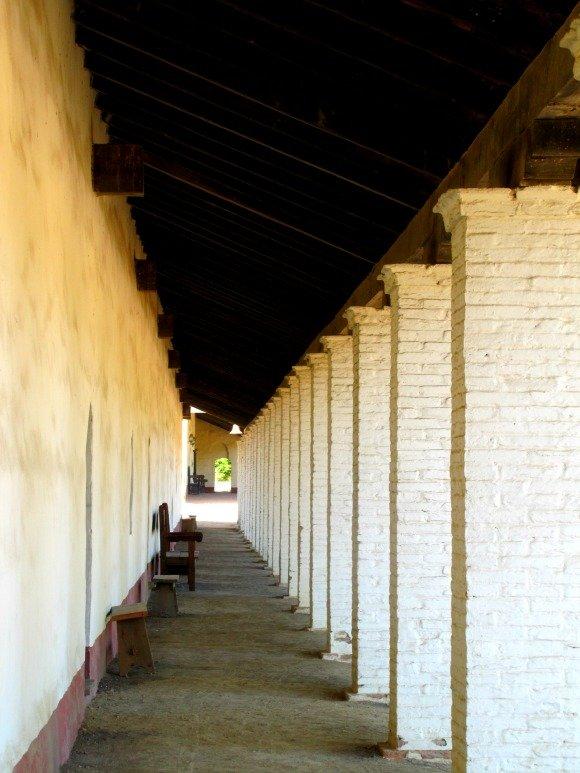 Arches, La Purisima Mission, Lompoc, California