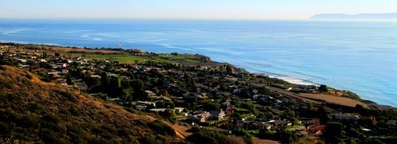 Del Cerro Park: Amazing Views of the Palos Verdes Peninsula