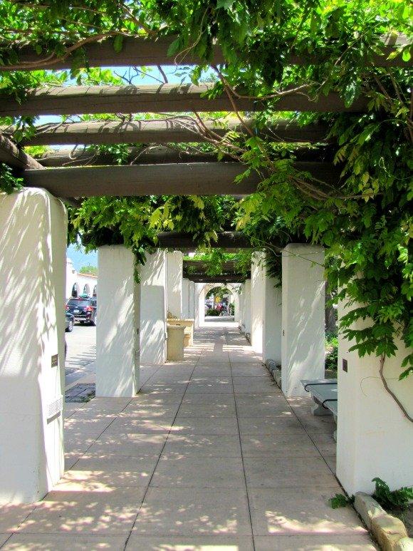 The Pergola, Ojai, California