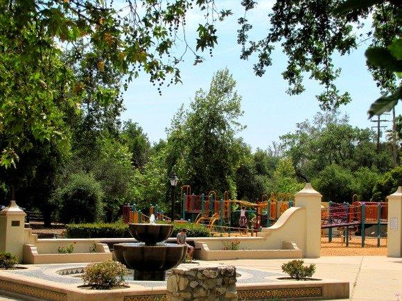 Libbey's Park, Ojai, California
