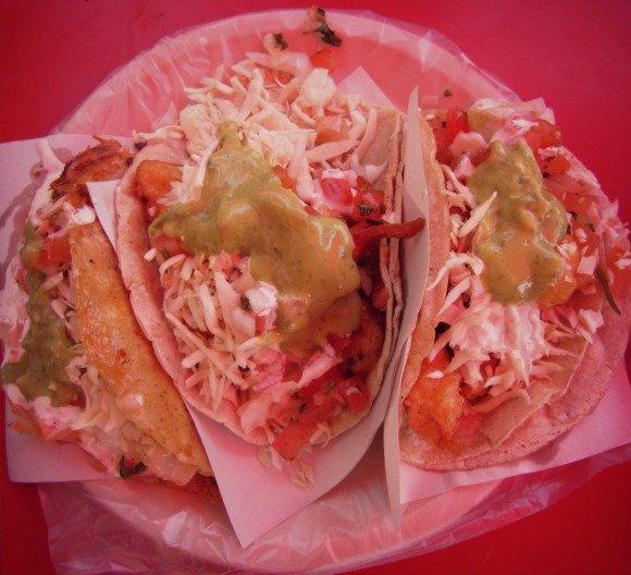 Marlin Tacos, Mercado Hidalgo, Tijuana, Mexico