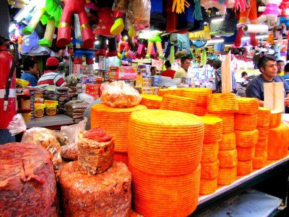 Mercado El Popo Tijuana, Mexico