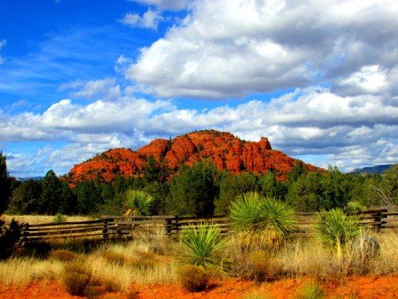 Castle Rock, Sedona, Arizona