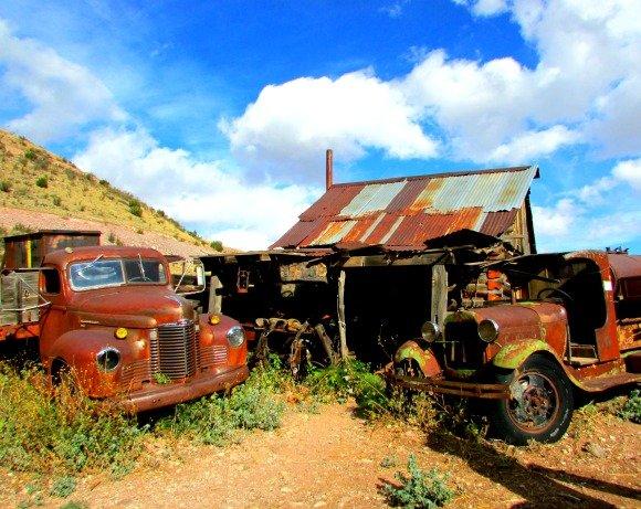 Gold King Mine, Jerome, Arizona
