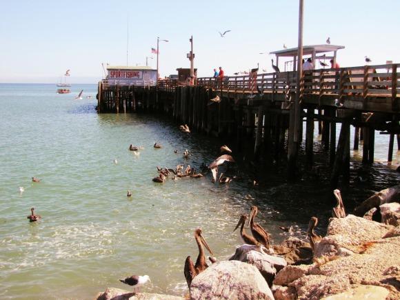 Hartford Pier, Avila Beach, California