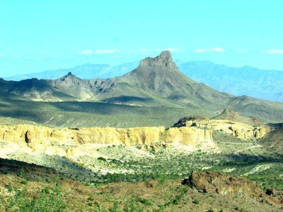 Black Mountains, Arizona