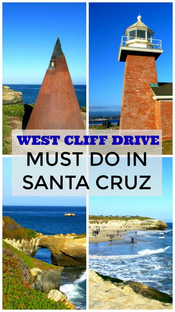 The West Cliff Drive is a 3 mile path connecting the Natural Bridges State Beach to the Boardwalk. Expect gorgeous cliffs and amazing rock formations.