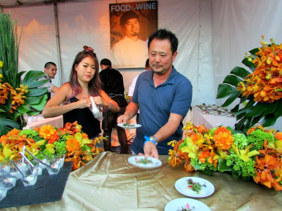 Fifth Annual Los Angeles   Food Festival, Los Angeles, California