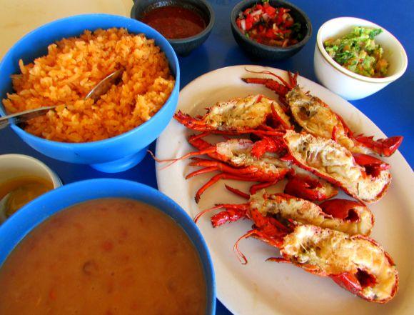 Puerto Nuevo, Rosarito, Baja California, Mexico