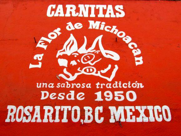 La Flor de Michoacan, Rosarito, Baja California, Mexico