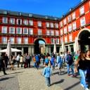 Strolling Around Madrid Centro