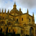 Segovia: Aqueduct, Cathedral and Alcazar