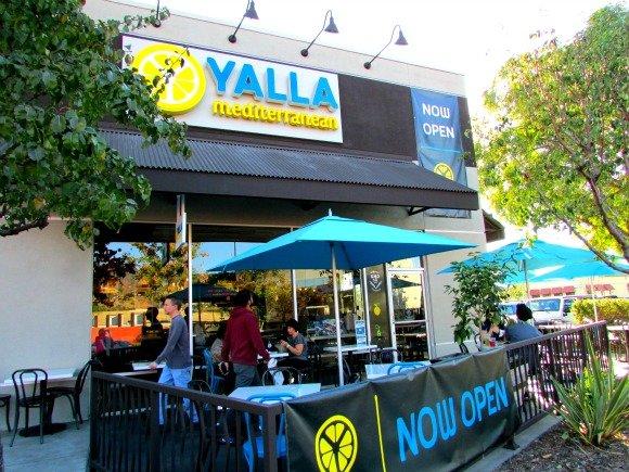 Yalla Mediterranean, Burbank, California