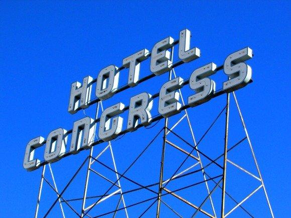 Hotel Congress, Tucson, Arizona