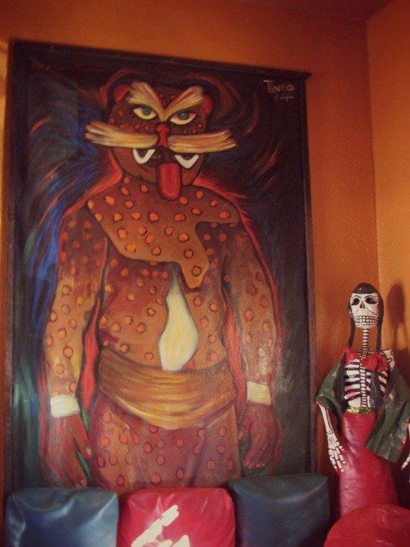 El Charro Cafe, Tucson, Arizona