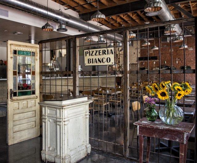 Pizza Bianco, Tucson, Arizona