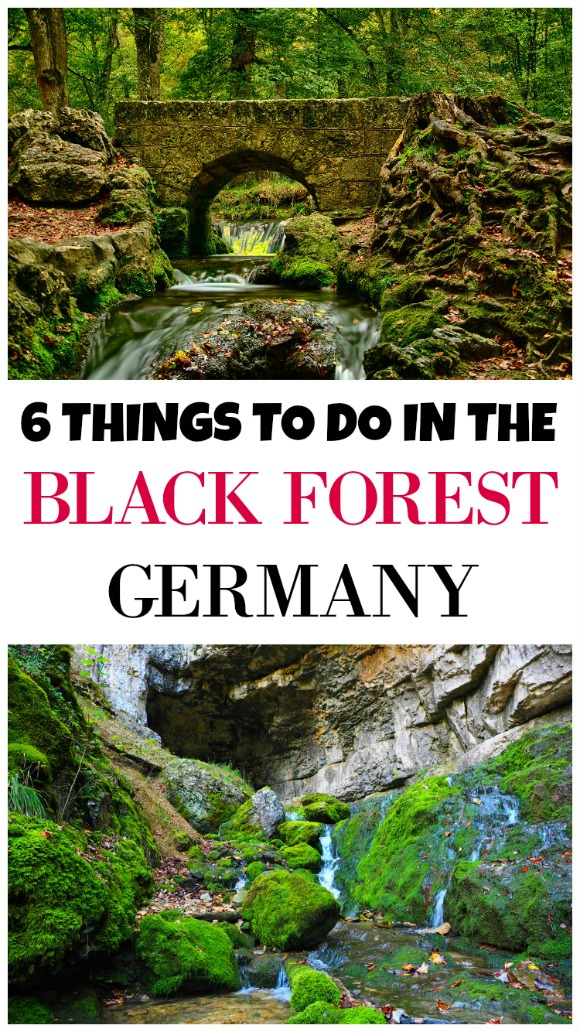 If you've booked a trip to the Black Forest, remember it's not all long walks and beer. Make sure you schedule in some time for unforgettable experiences.